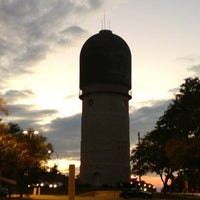 Photo taken at Ypsilanti Water Tower by Ariana on 10/2/2012