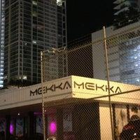 Photo taken at Mekka Nightclub by Cedric Love Paris on 6/9/2013