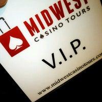 Photo taken at Horseshoe Casino by Catherine E. on 11/19/2012