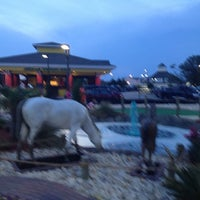 Photo taken at Adventure Golf by Justin C. on 6/27/2013