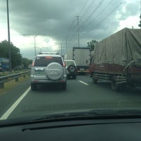 Photo taken at Slex Cabuyao Exit by jho1_r_c on 7/19/2013
