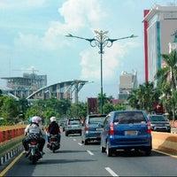 Photo taken at Pekanbaru City Center CBD by Kris on 12/18/2012