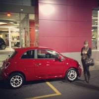 Photo taken at Criswell FIAT of Gaithersburg by Jeremy S. on 5/1/2013