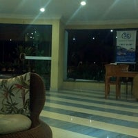 Photo taken at Sued's Plaza Hotel by Sabri C. on 3/2/2013