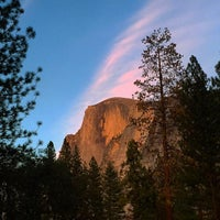 Photo taken at Upper Pines Campground by Ry on 8/17/2015