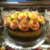 Photo taken at Paradise Pastry by Melody Faith C. on 10/19/2012
