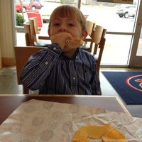Photo taken at Jersey Mike's Subs by Bill L. on 12/16/2012