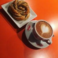 Photo taken at Il Caffè by Stephanie M. on 10/5/2016