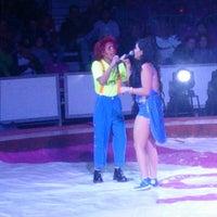 Photo taken at Circo Atayde Hnos. by Jose Maria R. on 2/20/2014