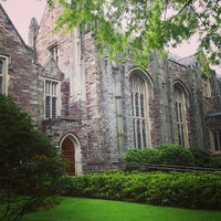 Photo taken at Rockefeller College by Doug on 5/16/2013