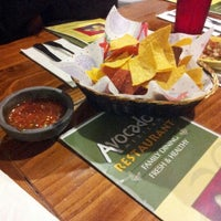 Photo taken at Avocado's Mexican Restaurant by Jacob C. on 12/10/2012