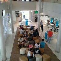 Photo taken at Edificio TIGO Mariscal López by Fitto M. on 11/5/2012