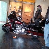 Photo taken at Mabua Harley-Davidson by Febri S. on 5/1/2013