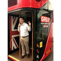 Photo taken at British High Commission by yeohyc on 2/8/2014