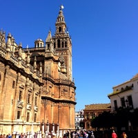 Foto tomada en Catedral de Sevilla por yeohyc el 4/23/2013