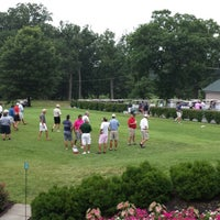 Photo taken at Argyle Country Club by Anthony P. on 8/7/2013