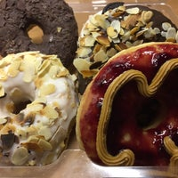 Photo taken at Yolo Donuts by Sa R. on 4/14/2015