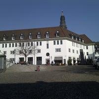 Photo taken at Augustinerplatz by Uschi L. on 3/4/2013