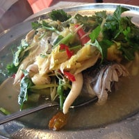 Photo taken at Siriwan Thai Seafood Restaurant by Z Z. on 3/29/2013
