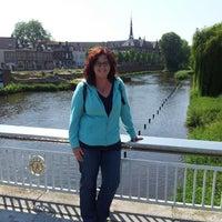 Photo taken at Wilhelminabrug over de Dommel by Carola v. on 6/8/2013