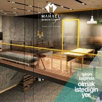 Photo taken at Mahall Bomonti İzmir by Mahall Bomonti İzmir on 8/22/2016