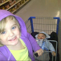 Photo taken at Walmart Supercenter by Jared K. on 10/21/2012
