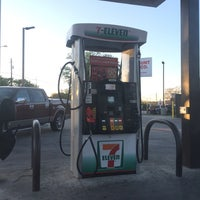 Photo taken at Exxon / 7-Eleven by Paul R. on 4/9/2014