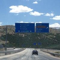 Photo taken at Denizli - Antalya Karayolu by Mehmet G. on 5/27/2013