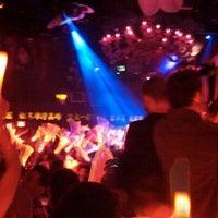 Photo taken at TAO Nightclub by Cesar M. on 12/28/2012