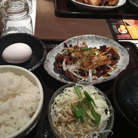 Photo taken at とり鉄 大森北口店 by ecology on 12/1/2015