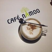 Photo taken at Cafe Namoo by Antonette V. on 1/29/2014