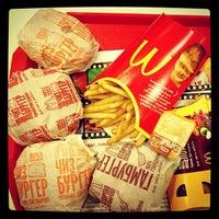 Das Foto wurde bei McDonald's von Валентин К. am 12/19/2012 aufgenommen