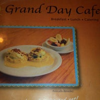 Photo taken at Grand Day Cafe by Rayful S. on 2/10/2013