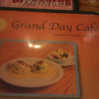 Photo taken at Grand Day Cafe by Rayful S. on 12/23/2012