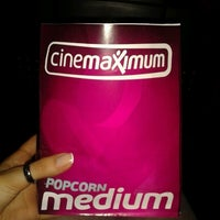 2/27/2013 tarihinde Eda d.ziyaretçi tarafından Cinemaximum'de çekilen fotoğraf