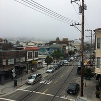 Photo taken at Noe Valley by David H. on 8/11/2017