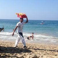 Foto tomada en Playa de los Muertos por David H. el 12/28/2012