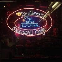 Photo taken at Toy Boat Dessert Cafe by David H. on 10/6/2012