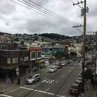 Photo taken at Noe Valley by David H. on 2/5/2017