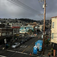 Photo taken at Noe Valley by David H. on 2/3/2017