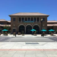 Photo taken at Redwood City Main Library by David H. on 7/21/2017