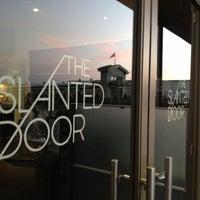Photo prise au Slanted Door par David H. le12/11/2012