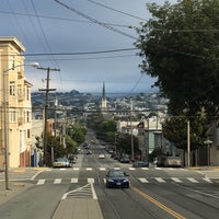 Photo taken at Noe Valley by David H. on 8/8/2017