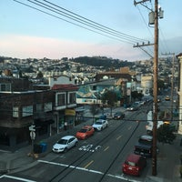 Photo taken at Noe Valley by David H. on 2/13/2017