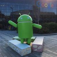 Photo taken at Googleplex - 43 by David H. on 1/25/2017