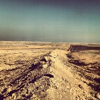 Photo taken at الحدود السعودية العراقية Saudi Iraqi Border by Salem A. on 2/18/2014