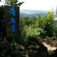 Photo taken at 목표봉 by 훈상 유. on 8/25/2013