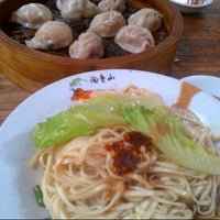 Photo taken at 福建沙县特色小吃 by Valencia T. on 4/17/2013