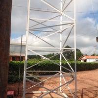 Photo taken at Torre de Radiocomunicação by Paulo V. on 4/2/2014