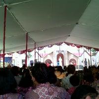 Photo taken at SMA Pangudi Luhur Van Lith by elisa w. on 6/1/2013